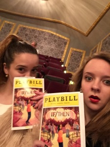 We were lucky enough to see the musical again in January of 2015. Just as incredible the second time around.