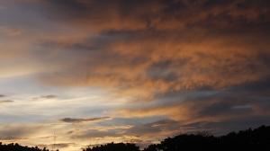 Florida sunsets were decent.